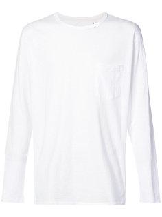 футболка с необработанными краями Rag & Bone