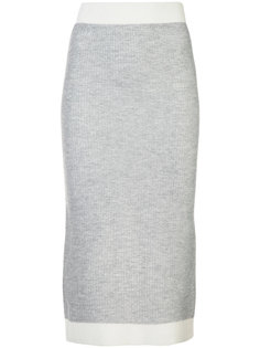 fitted ribbed skirt Atm Anthony Thomas Melillo