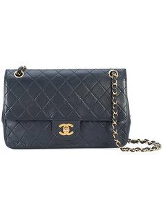 CC dual flap bag Chanel Vintage