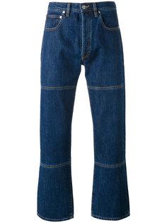 укороченные джинсы Corner Études