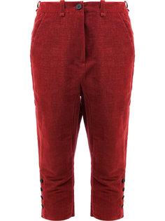 укороченные брюки Masnada
