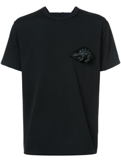open tie back T-shirt Comme Des Garçons Homme Plus
