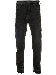distressed skinny jeans Julius