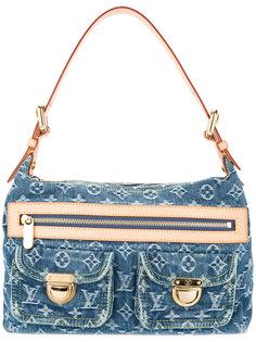джинсовая сумка на плечо PM Louis Vuitton Vintage