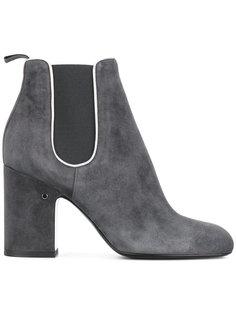 chunky heel ankle boots  Laurence Dacade