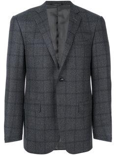 checked blazer  Corneliani