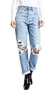 AGOLDE 90s Fit Mid Rise Loose Fit Jeans