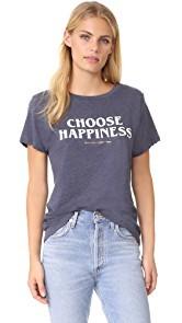 Spiritual Gangster Choose Happiness Tee
