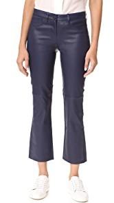 3x1 W2 Split Crop Bell Jeans