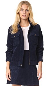 Ryder Claire Cord Jacket