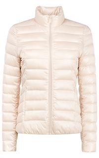 Легкая куртка-пуховик в комплекте с мешком для хранения La Reine Blanche