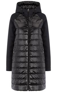 Женская комбинированная куртка на синтепоне Neohit