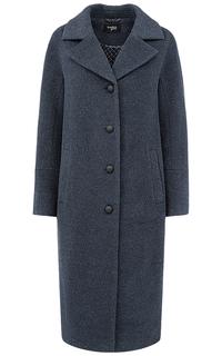 Шерстяное пальто оверсайз Gamelia Experience