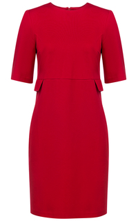 Красное платье La Reine Blanche