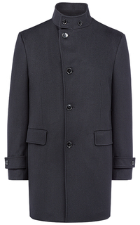 Мужское пальто на синтепоне Al Franco
