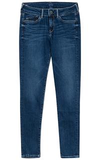 Женские синие джинсы Pepe Jeans London