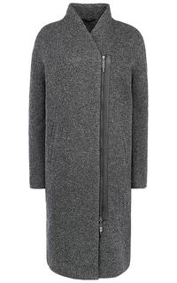 Полушерстяное пальто на синтепоне Neohit