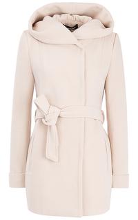 Женское пальто с капюшоном La Reine Blanche