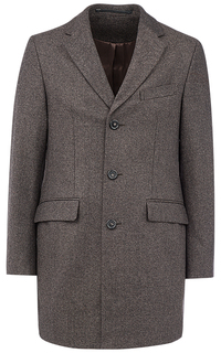 Мужское полушерстяное пальто Al Franco