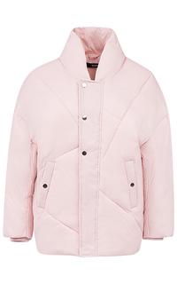 Розовая куртка на синтепоне Neohit