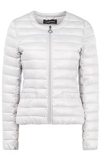 Легкая утепленная куртка в комплекте с мешком для хранения La Reine Blanche