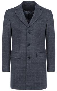 Мужское шерстяное пальто Al Franco