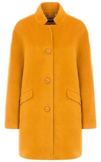 Фактурное женское пальто La Reine Blanche