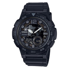 Кварцевые часы Casio G-Shock Collection Aeq-100w-1b