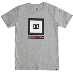 Футболка детская DC Attitude Boy Tees Grey Heather