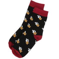 Носки высокие детские Запорожец Галчонок Черный