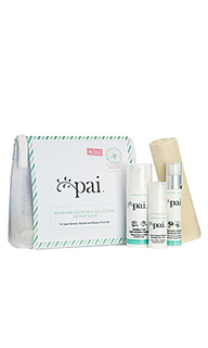 Anywhere essentials travel collection: instant calm - Pai Skincare