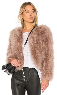 Меховое пальто deora - LAMARQUE