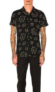 Гавайская рубашка с коротким рукавом - Scotch & Soda