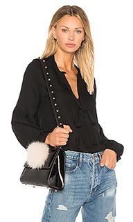 Блуза с завязкой на шее abbeline - NILI LOTAN