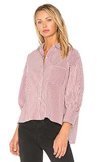 Рубашка на пуговицах filmore - NILI LOTAN