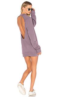 Мини платье с открытой спиной the milan - COTTON CITIZEN