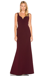 Вечернее платье с декольте - JILL JILL STUART