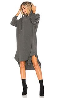 Платье с капюшоном wren - NSF