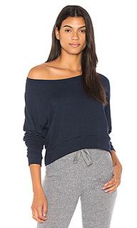 Укороченный свитер с длинным рукавом - Nation LTD
