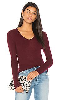 Свитер с v-образной горловиной isabella - 360 Sweater