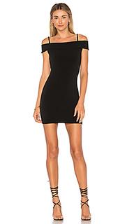 Платье с открытыми плечами widuce - Motel