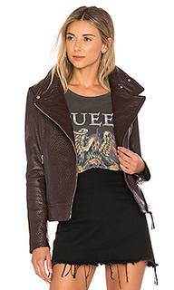 Кожаная куртка lisa - Mackage