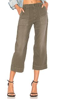 Укороченные брюки карго painter - Joie