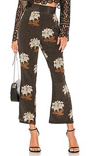 Цветочные брюки isla - STONE_COLD_FOX