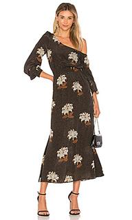 Платье с одним плечом johnny - STONE_COLD_FOX