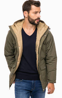 Куртка цвета хаки с капюшоном Levis®
