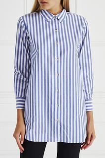 Хлопковая рубашка MiH Jeans