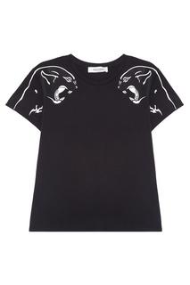 Хлопковая футболка Valentino