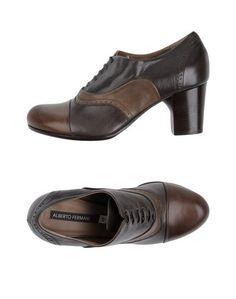Обувь на шнурках Alberto Fermani
