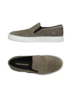 Низкие кеды и кроссовки Pierre Balmain